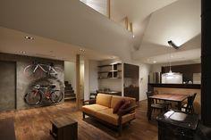假日摺紙 -  TSC建築師 - 三重 - 日本 - 小房子 - 室內1  - 謙卑之家