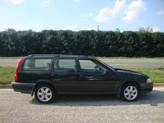"2000 Volvo Cross Country Wagon.  This was ""The Baby Tank"" that I traded in to get Saphira."