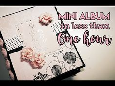 Mini Album in Less than an Hour! Start to Finish - YouTube