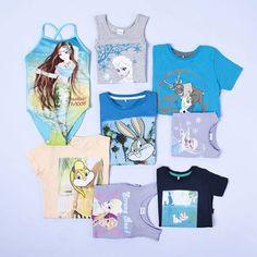 Søde t-shirts med print @ Name It #Fisketorvet #CopenhagenMall #shopping #kidsfashion