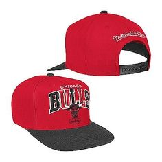 Chicago Bulls Mitchell   Ness NBA Throwback Tri-Pop Snap Back Hat  Amazon.co .uk  Sports   Outdoors 66d87d7fea3f