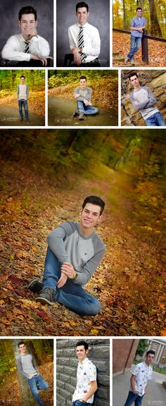 Hunter | Brownstown Central HS | Senior Photography