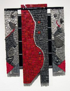 George Fishman mosaic art – allitscrackeduptobe The Sum of All Parts 2 is a diverse art exhibition conceived and curated by Dallas Master Mosaicist, Sonia King, which features local, national…