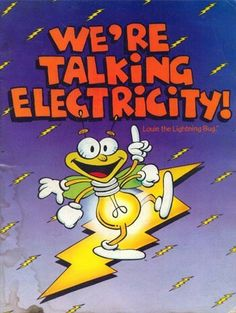 Oh yeah.  Let's talk electricity