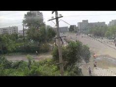 Crossing The Border (China-North Korea Summer 2013)