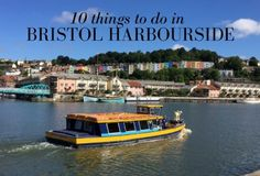 10 cool things to do on Bristol Harbourside | Heather on her travels