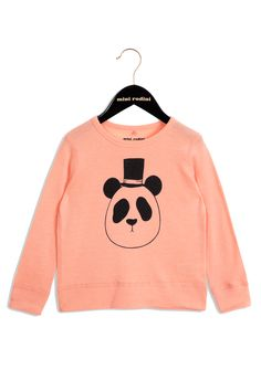 Panda Coral Sweatshirt – NAMI BOUTIQUE