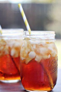 Perfect Sweet Tea Recipe