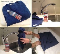 Cashmere Care: Handwashing in 5 Easy Steps