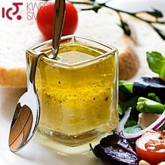 Dressings and sauces Good Food, Yummy Food, Polish Recipes, Polish Food, Homemade Dressing, Pesto Sauce, Catering, Spices, Guacamole
