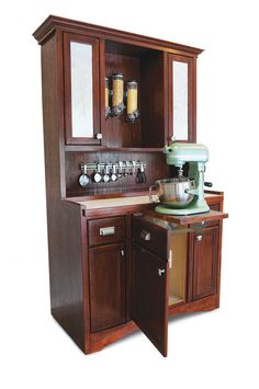 images about Do It Yourself on Pinterest   Mother Earth    Hoosier Cabinet Plans from MOTHER EARTH NEWS magazine