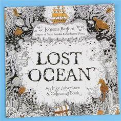Mystic River Online Anti-Stress Coloring Book
