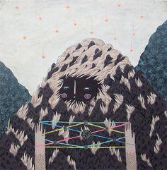 artparasite: Growth,Marina Muun - - - Follow Marina Muun on TumblrHERE!