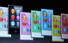 Apple presenta nuevo iPod Nano
