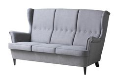 Ikea Reissues Vintage Furniture Favorites: The STRANDMON Sofa