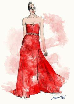 Mustafa Soydan is a fashion illustrator & graphic designer from Istanbul.