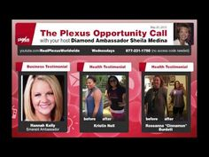 Plexus Opportunity Call | May 20th, 2015 - YouTube
