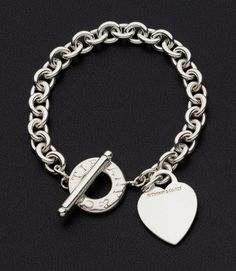 Sterling Silver Bracelet, Tiffany & Co.
