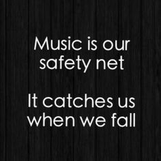 This is very true for me. Music just says what I can't at times.