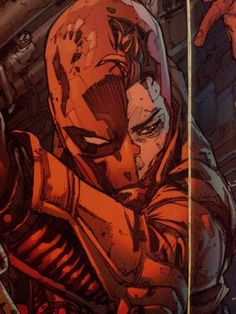 Jason Todd, Red Hood.      Exactly