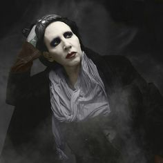 The Pale Emperor : Photo Marilyn Manson