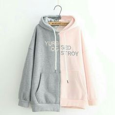 These are generally the lovable hoodie outfits we wish to reiterate direct from design and style females. Kawaii Fashion, Lolita Fashion, Cute Fashion, Teen Fashion, Fashion Outfits, Womens Fashion, Outfits For Teens, Cool Outfits, Stylish Hoodies