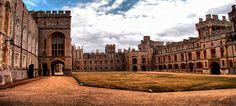 Windsor Castle by Jo@net, via Flickr