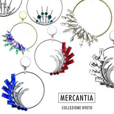 Mercantia KYOTO Earrings