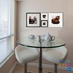 Set of 4 prints Kitchen decor Gallery wall with chocolate and coffee food Photography, kitchen art brown cream, Personalized home decor, by PHOTOFORWALL on Etsy