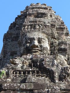 Angkor Thom/ Angkor Cambodja Siem Reap. Amazing place!!