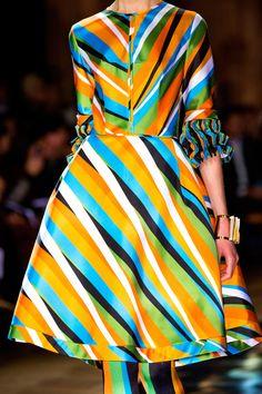 Oscar Carvallo at Couture Spring 2014 - StyleBistro