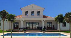 Design your own Spanish villa