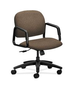 Solutions-4000 Series Mid-Back Chair in Grade III Arrondi Fabric