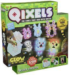 QIXELS Glow-in-The Dark Design Creator Toy Qixels https://www.amazon.com/dp/B01739Y5E2/ref=cm_sw_r_pi_awdb_x_LAzryb9TJWB0C