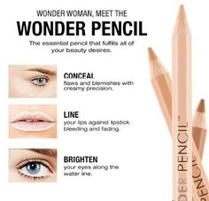 Wonder pencil de NYX, le crayon 3 en 1