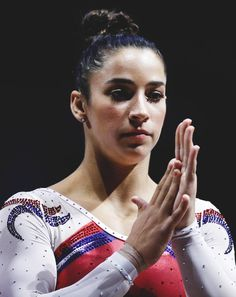 Aly Raisman Photos - Aly Raisman competes in the women's finals of the 2015 P&G Gymnastics Championships at Bankers Life Fieldhouse on August 2015 in Indianapolis, Indiana. - 2015 P&G Gymnastics Championships - Women's Final Gymnastics History, Gymnastics Photos, Women's Gymnastics, Olympic Team, Olympic Games, Aly Raisman Bikini, Aly Raisman Photos, Bankers Life Fieldhouse, Final Five