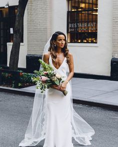 Grace Loves Lace ARLO gown- #1 fav look. Simple, elegant and clean