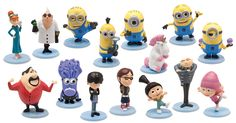 dispicable me 2 toys | Despicable Me 2 Toys