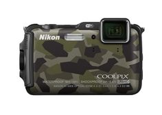 COOLPIX AW120 - 外観図 | ニコンイメージング