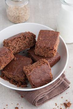 Ricetta Brownies con tahina (senza latte e senza uova) - Labna
