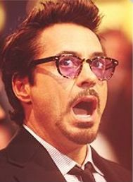 Robert Downey jr. funny!
