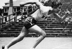 Lesbian Olympians: Helen Stephens - Track and Field - Team USA Gold - 1936 Berlin - 100m Gold - 1936 Berlin - 4x100m