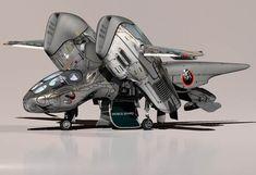Spaceships Concept