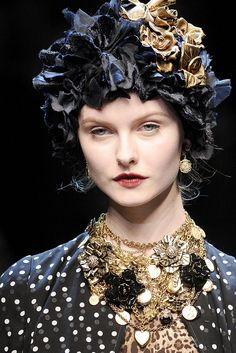 Dolce and Gabbana, Autumn/Winter 2010, Ready to Wear