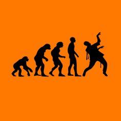 evolution - Apocalypse - humour - Le zombie est l'avenir de l'homme?... Idée à suivre ?