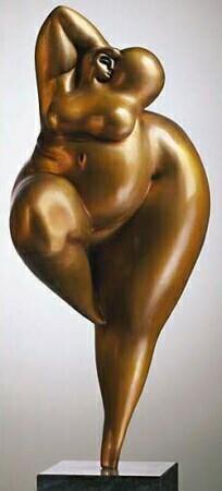 Esculturas de Christian Peschke Esse artista alemão, que vivei também, na Espanha e na França, buscou especial inspiração nas gordinhas, como Botero. Mas, não ficou apenas nisso. Coloquei a última peça em outro estilo. Confira algumas das esculturas de Christian Peschke. Eu gostei.