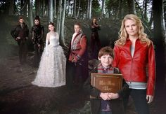 The new ABC show Once Upon a Time.