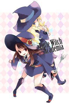 Little Witch Academia/#1661564 - Zerochan