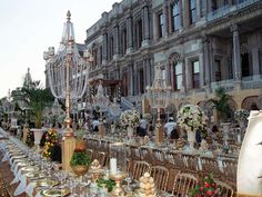 CIRAGAN PALACE - ISTANBUL