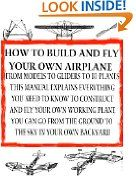 Free Kindle Books - Sports - SPORTS - FREE -  How to Build and Fly Your Own Airplane